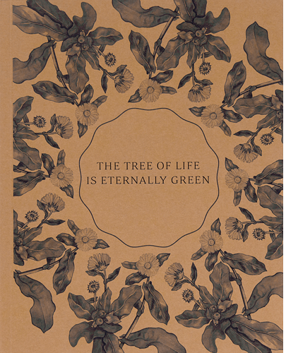 The Tree of Life is Eternally Green - Pascual Martinez & Vincent Saez