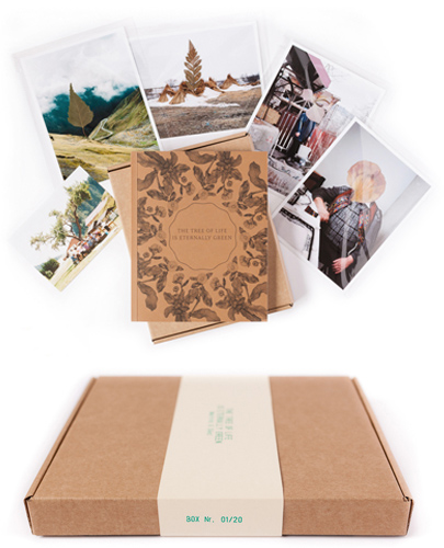 THE TREE OF LIFE: ARTISTS' EDITION BOX