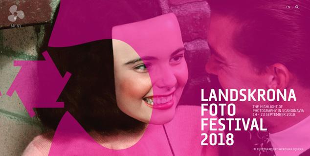 Overlapse at Landskrona Foto Festival