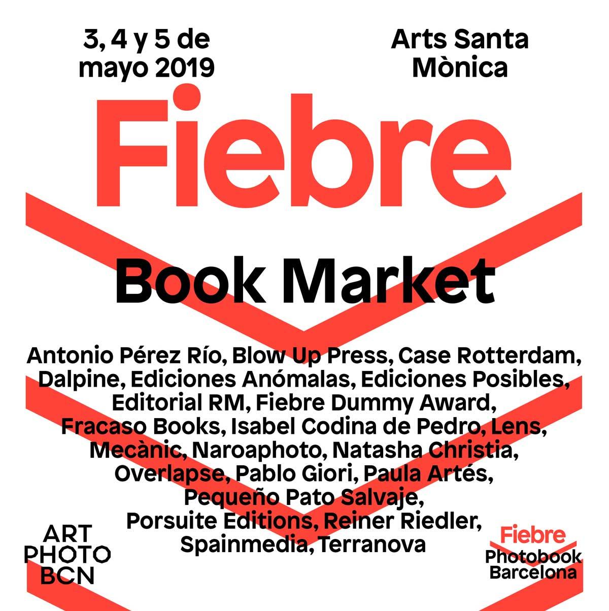 Fiebre Book Market 2019 BCN