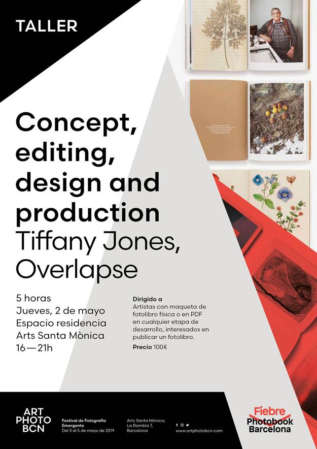 Workshop Fiebre Photobook 2019 Barcelona