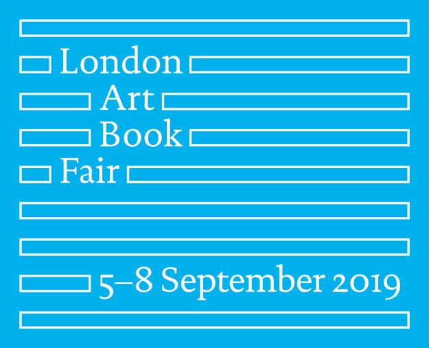 London Art Book Fair 2019