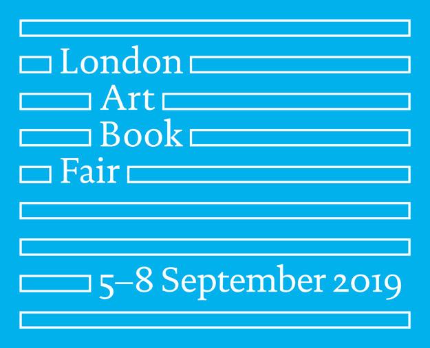 London Art Book Fair 2019